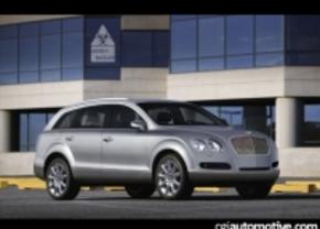 Bentley werkt aan een SUV