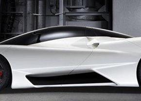 Shelby Supercars lanceert Tuatara