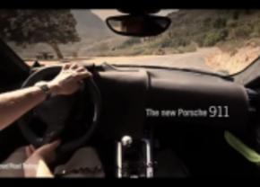 Porsche 911 teaser 2011