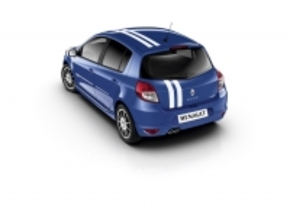 Renault Clio Gordini op basis van Clio GT