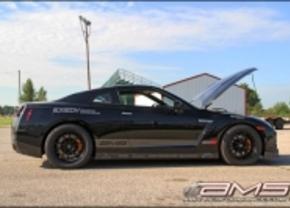 Godzilla revisited: Nissan GT-R met 1.309 pk