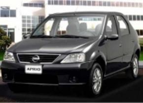 Nissan zal Russische variant Dacia Logan ontwerpen