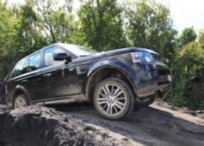 Leef je uit op de Land Rover Day 2011