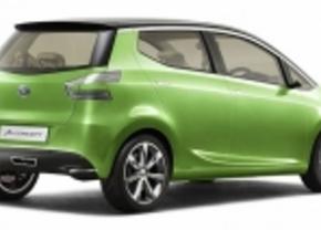 Daihatsu A-Concept als nieuwe kleine Daihatsu