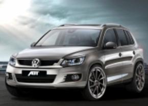 ABT zorgt voor tuning op je Tiguan facelift