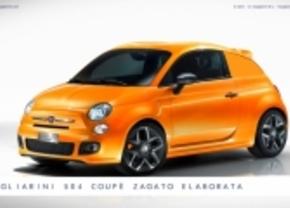 Haar in de boter: Fiat 504 Coupé Zagato Scagliarini Elaborata