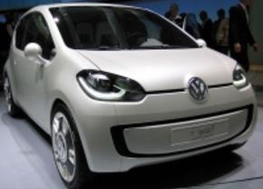 't Is klein en het rijdt? VW Up promovideo