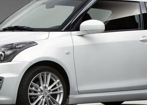 Officieel: Suzuki Swift Sport