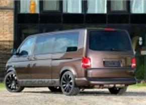 Voor de snelle liefhebber: VW T5 door TH Automotive