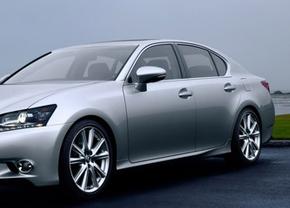 Officieel: Lexus GS