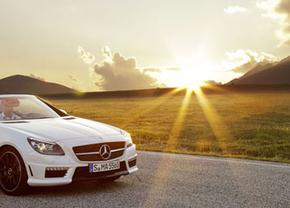 Officieel: Mercedes SLK 55 AMG