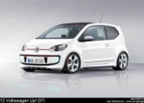 Waarom niet? Volkswagen Up! GTI render