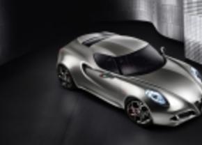 Alfa Romeo toont 4C Concept ook in Frankfurt