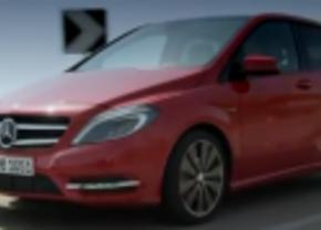Officieel: Mercedes B-klasse