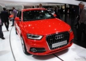 Live op de IAA 2011: Audi Q3