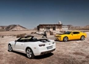 Chevrolet prijst de Europese Camaro en toont programma IAA