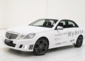 Brabus toont Technology Project HYBRID