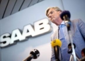 Nieuw geld voor Saab + faillissementsaanvraag door vakbonden