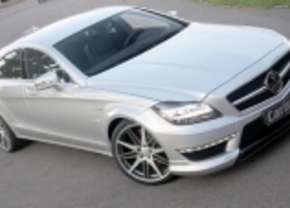 Carlsson tuning op je CLS 63 AMG