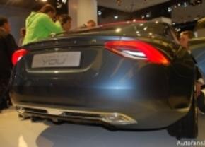Live op de IAA 2011: Volvo Concept You