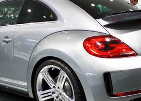 Live op de IAA 2011: Volkswagen Beetle R Concept