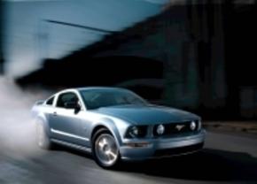 Ford Mustang krijgt nieuw design in 2014