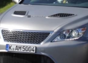 Test Lexus een LS-F?