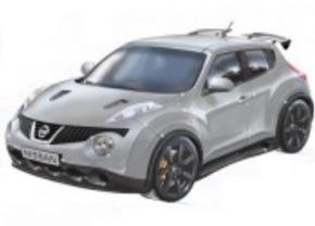 Nissan mixt de Juke met de GT-R?