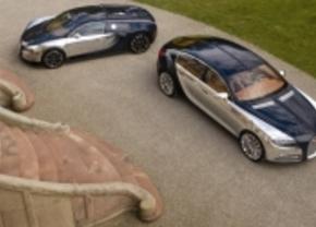 Bugatti Galibier komt er met veel paarden en nieuwe smoel