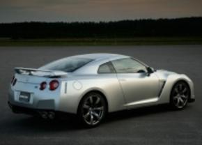 Nissan GT-R krijgt 40 extra paarden in 2013