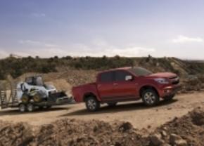 Officieel: Chevrolet Colorado