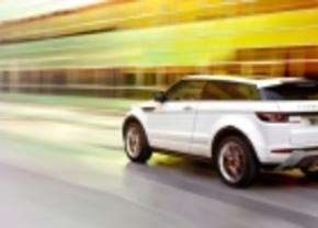 Range Rover Evoque met 300pk