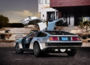 DeLorean goes electric