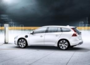 Volvo V60 Plug In Hybrid vanaf 2012 op de markt