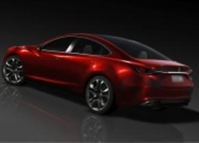 Mazda6 Takeri Concept