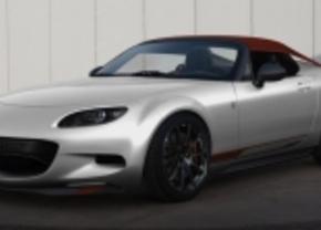 Mazda toont MX-5 Spyder en Turbo2 op SEMA-show