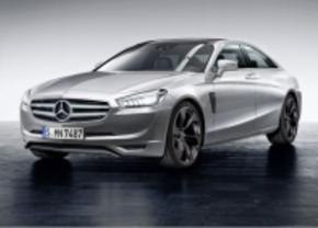 Mercedes wil E-klasse uit carbon tegen 2015