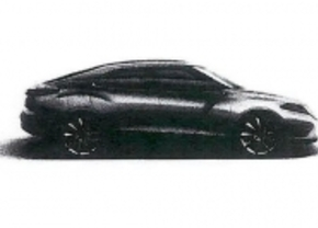 Gelekt: render Saab 9-3