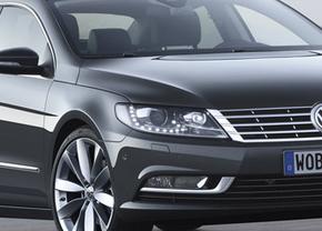 Officieel: Facelift voor de Volkswagen Passat CC