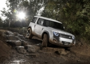 Land Rover concept defender