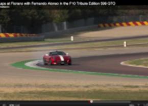 werkt ferrari aan een 599 Alonso editie?