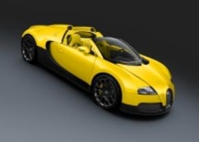 Drie speciale Veyrons voor Dubai Auto Show