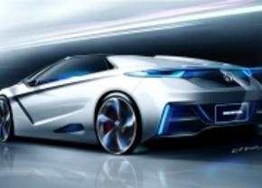 Nog wat elektrisch: Honda Small Sports EV Concept en Honda AC-X