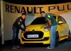 Voor de show: Renault Pulse RS