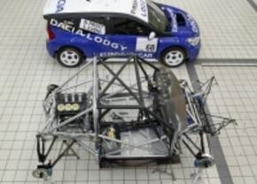 Dacia Lodgy MPV debuteert in rally