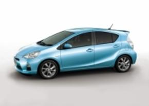 Officieel: Toyota Aqua (Prius C)