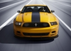 Boss 302 Laguna Seca Edition