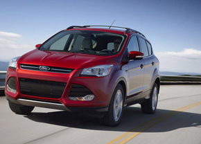 Ford Escape is de nieuwe Kuga