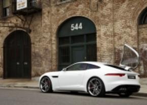 Jaguar C-X16 gaat in productie