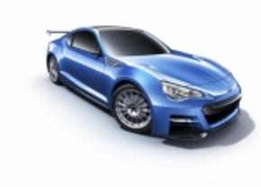 Subaru BRZ concept STi: Nog een laatste keer dan?